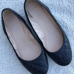 Cole Haan Quilted Ballet Flats